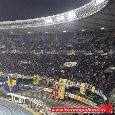 Hellas Verona, la Curva Sud
