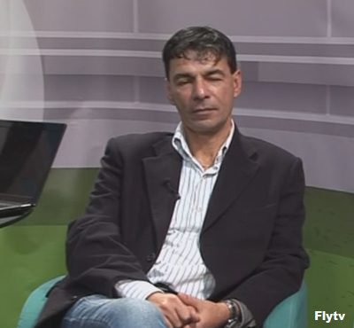 Sandro Tovalieri, ex attaccante del Bari