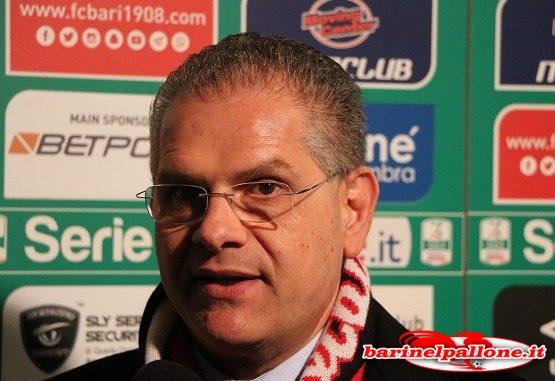 Bari Calcio, Giancaspro visita tifoso colpito da infarto
