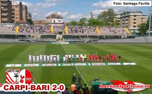 Carpi-Bari 2-0